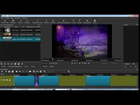 Видеоредактор Shotcut - как добавить картинки или фотографии в видеозапись