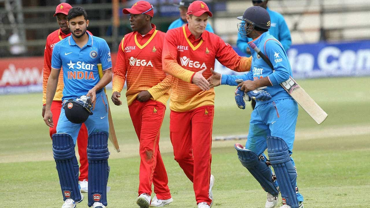 India Vs Zimbabwe Final T20i Preview