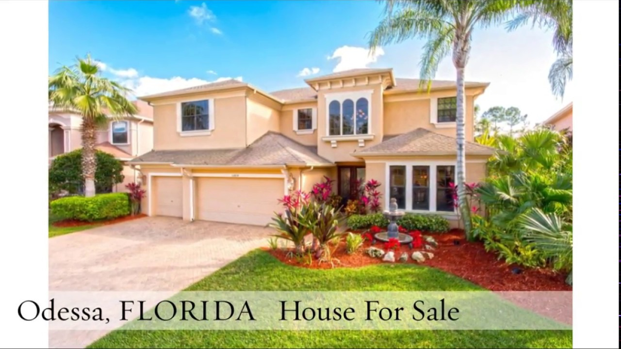 PENDING SALE. Odessa Florida Houses For Sale _ 12818 ... Houses For Sale
