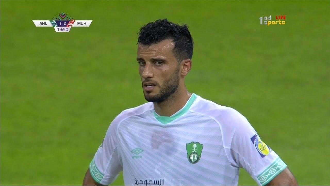ملخص مباراة الأهلي السعودي 3-0 المحرق البحريني | كأس العرب للأندية الأبطال 2018-2019