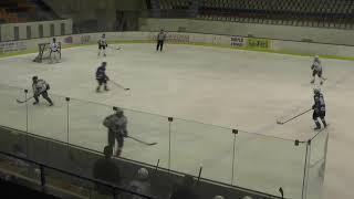 Хоккей ЛНХЛ за 3 м. Ударник-Айсберг 19.04.2018 г. 1 пер. Пермь