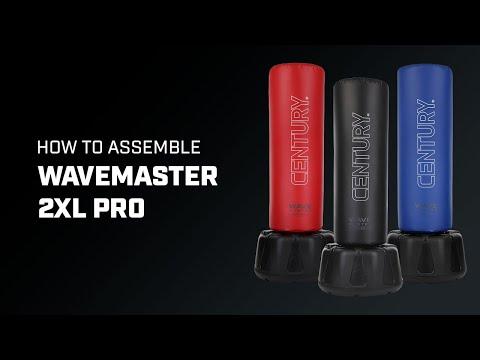 century wavemaster xxl pro free standing punch bag