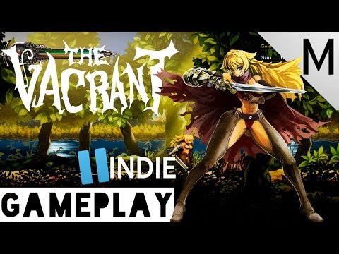 The Vagrant - Gameplay Only - Pausa Indie