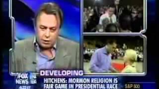 Hitchens & Dawkins Expose Mormons