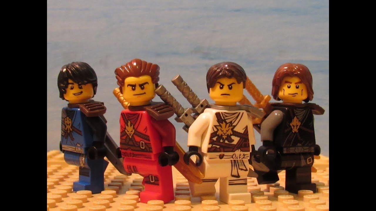 Lego ninjago movie ninja team x youtube - Lego ninjago team ...