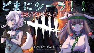 [LIVE] 【DBD】どまにシーラ!!で殺人鬼から逃げきる!!【絶対に見捨てない!】