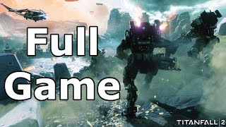 Titanfall 2 Walkthrough Part 1 Full Game - Longplay No Commentary Playthrough (PS4)