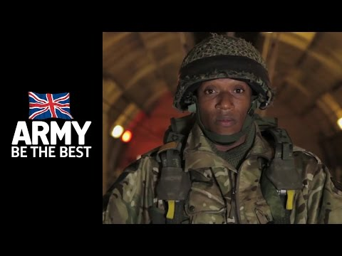 Parachute Regiment - Army Regiments - Army Jobs