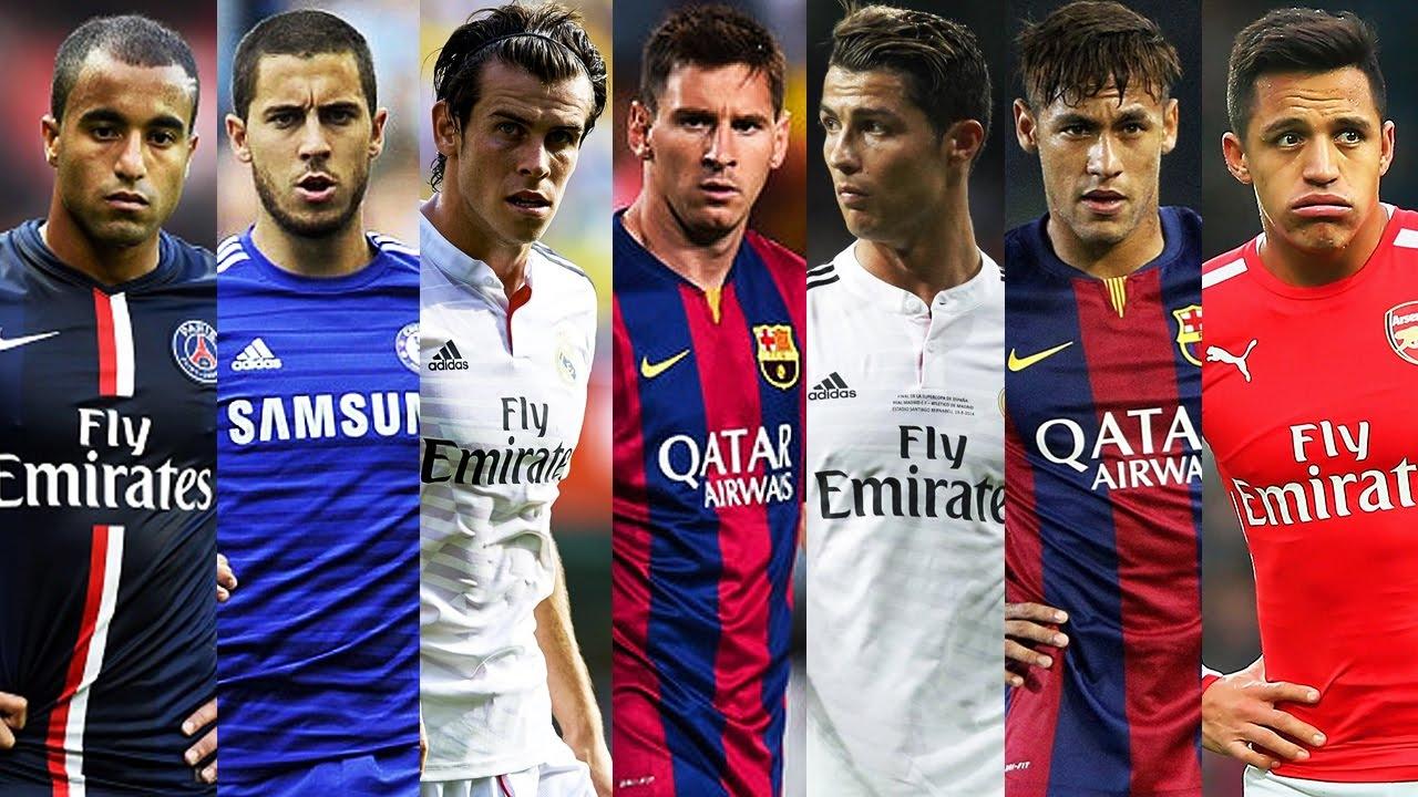 Download Best Football Skills Mix ● Ronaldo ● Messi ● Neymar ● Bale ● Hazard ● Sanchez ● HD