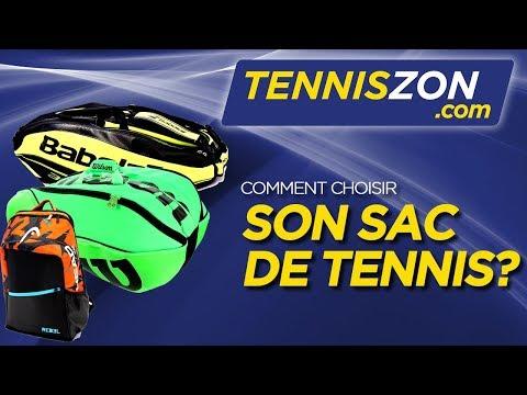 Choisir un Sac de Tennis