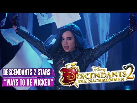🎵 Descendants 2 Stars: Ways To Be Wicked 🎵 | Disney Channel Songs