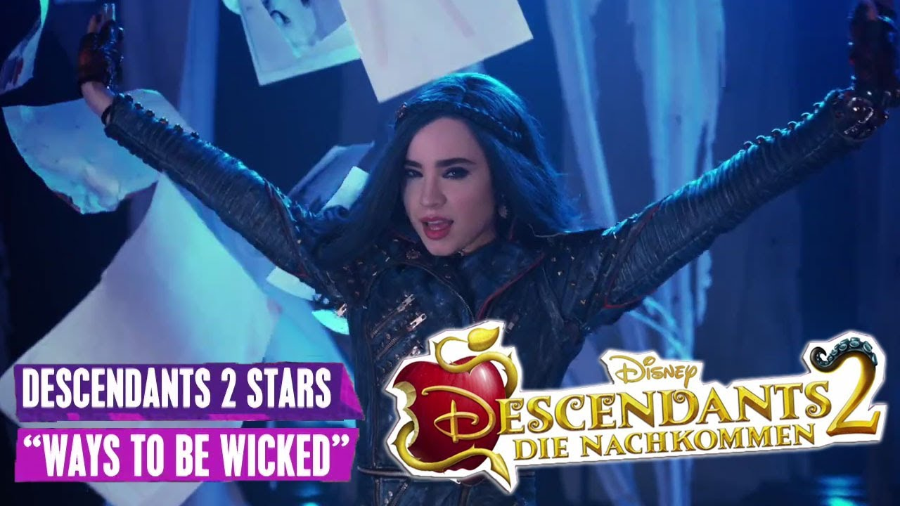 Descendants 2 Stars: Ways To Be Wicked 🎵 | Disney Channel ...