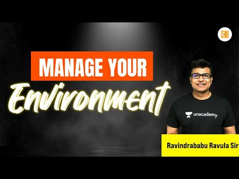 Manage your Environment | General Tips | Ravindrababu Ravula