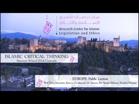 CILE Summer School June 2014: Public Lecture on Europe