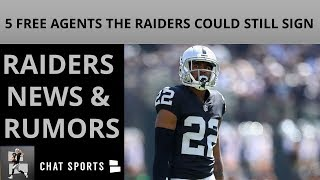 Oakland Raiders Rumors: Gareon Conley Breakout, Giving Up On Amari Cooper, And Free Agent Targets