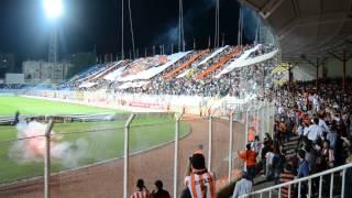 Turbeyler Koreografi, Takımı Tribüne Çağırma |  Adanaspor 2-2 Demirspor