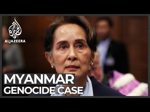 ICJ speech: Suu