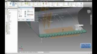 Създаване на тримерен модел, чрез DWG в Autodesk Inventor