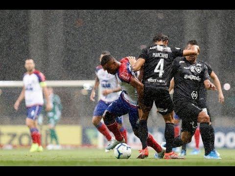 Bahia 2 x 0 Botafogo - Brasileirão 2019