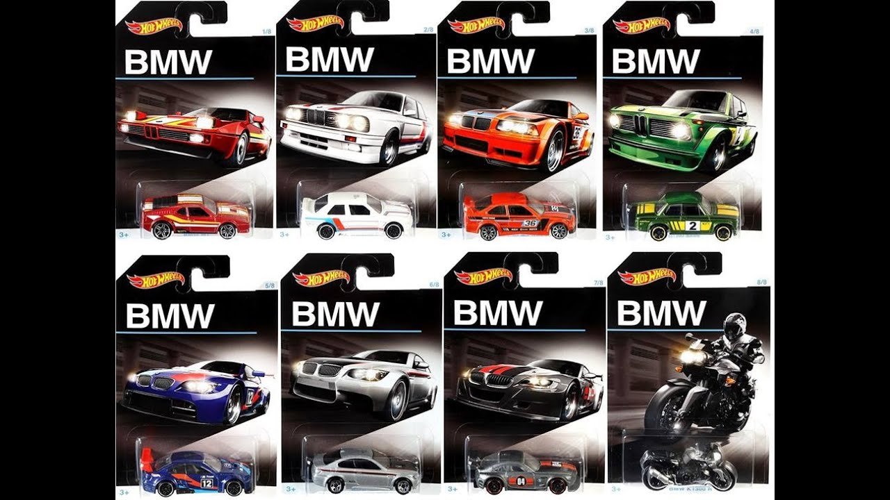 Permalink to Hot Wheels Bmw