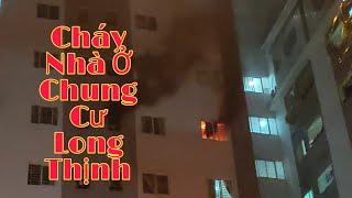 Cháy Nhà Ở Chung Cư Tại Thành Phố Quy Nhơn Bình Định
