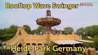 La Ola Wave Swinger @ Heide Park, Germany, built by Zierer