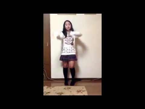 【女子小学生】告白予行練習踊ってみた【11歳初投稿!!】