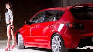 Авто плюс драйв тест драйв обновленной Mazda 3 Часть 1