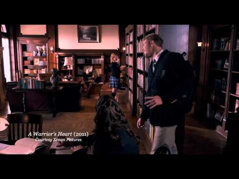 Ashley Greene & Kellan Lutz in A Warrior's Heart - Teaser Scene