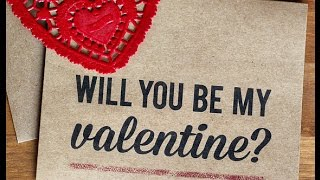 Будь Моим Валентином...