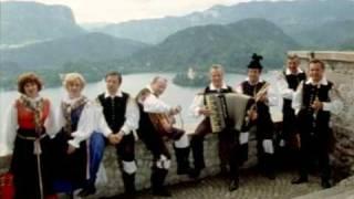 Avsenik - Slovenija odkod lepote tvoje HQ (original video)