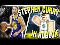 Download Steph Curry In Roblox! Allstar Shooting Deep 3s!