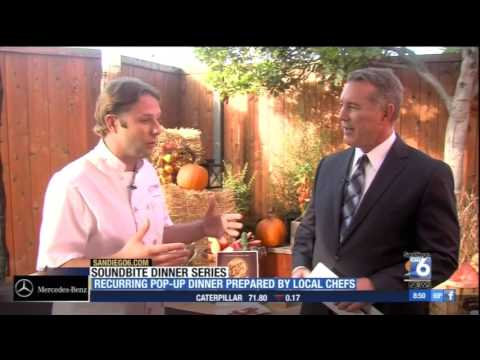 Eco Caters on San Diego 6 - 10/29/2015