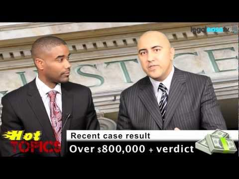 Los Angeles Personal Injury Lawyer (Rodriguez&King) on Auto Accidents/Car Accidents