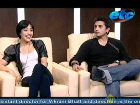 Komal Nahta with Emraan Hashami, Neha Sharma & Mohit Suri