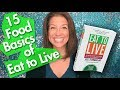The 15 Essential Food Basics of Eat to Live | NUTRIENT NUGGET