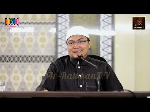 Ustaz Jafri Abu Bakar - Kelebihan Kalimah Istighfar