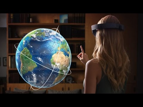 Is Microsoft HoloLens the Future of Computing?