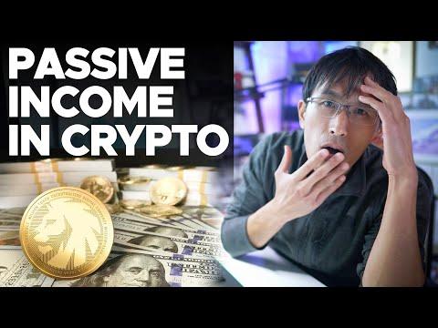 """Crazy PASSIVE INCOME In Crypto - the """"DeFi dream"""""""