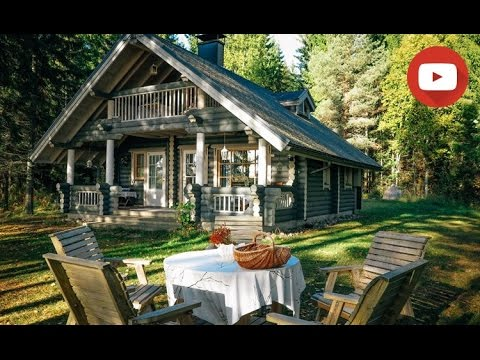 Honkaniemi Lakeside Cabin Finland. Rental Cottage. Fishing Cabin