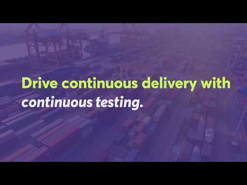 Drive Continuous Delivery with Continuous Testing