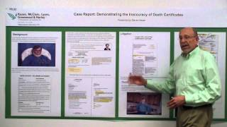 Mesothelioma Case Study: Demonstrating the Inaccuracy of Death Certificates