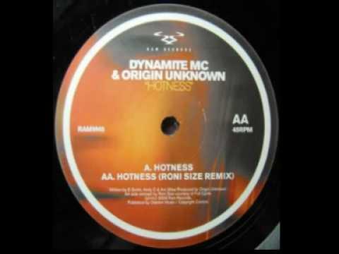Dynamite MC & Origin Unknown - Hotness RAMM45