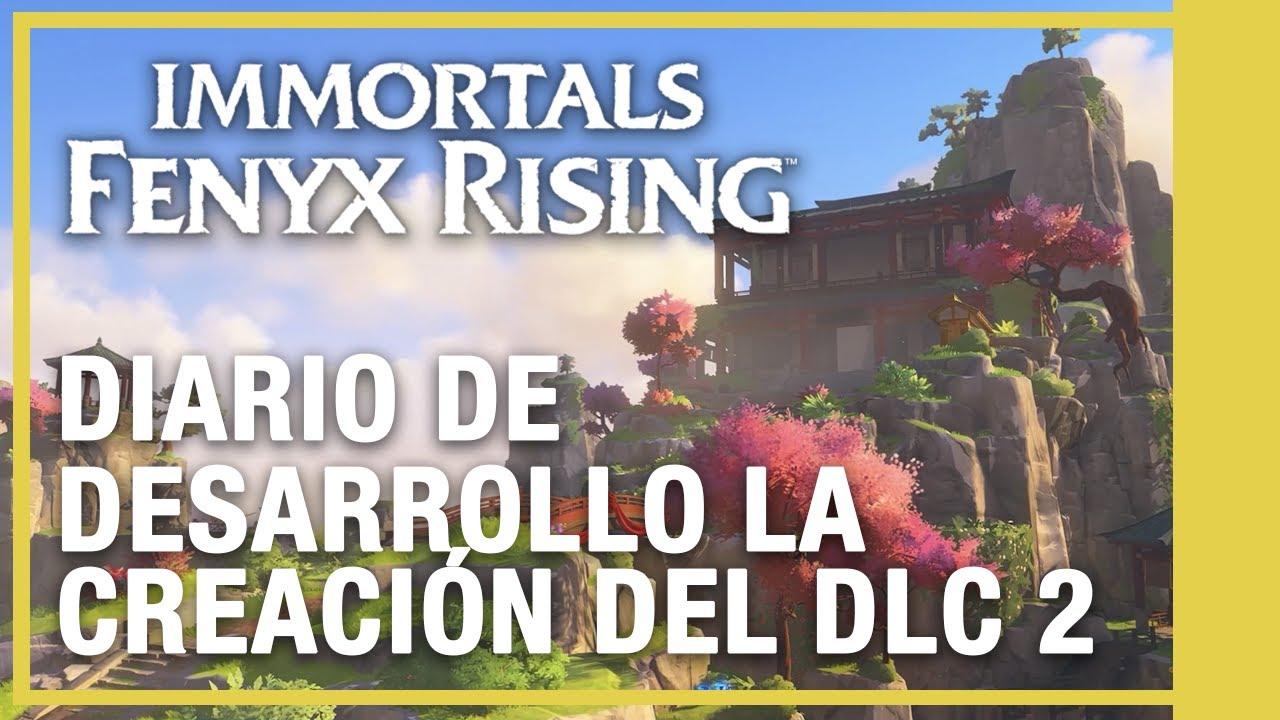 Immortals Fenyx Rising - Mitos del Reino del Este: Diario de Desarrollo | Ubisoft LATAM