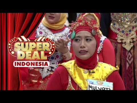 Ya Ampun! Kurang Yakin Sedikit, Ibu Mulyati Nangis Sepanjang Jalan! - Super Deal Indonesia