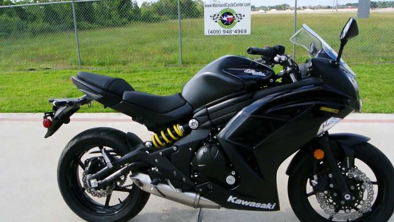 On Sale 6 299 2013 Kawasaki Ninja 650 Abs In Metallic