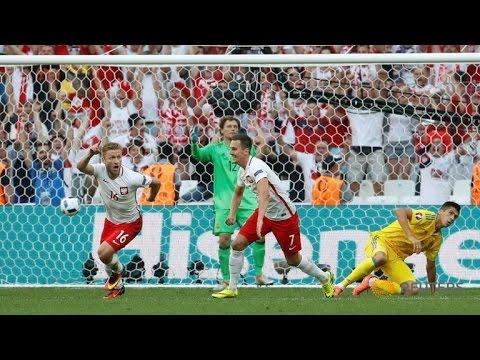 Poland vs. Ukraine Post Match Analysis (1-0) Euro 2016