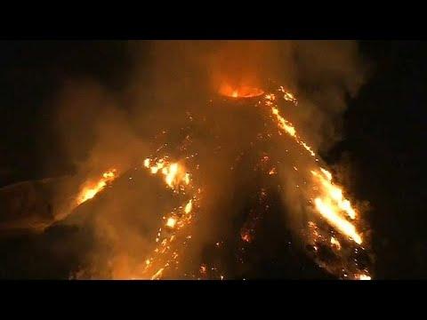 كاليفورنيا الولاية الأميركية الذهبية.. عندما تحترق  - 12:21-2017 / 12 / 10