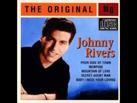 Johnny Rivers  Mountain Of Love