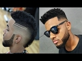 15 Stylish & Trendy Black Men Haircuts in 2017-2018-15 Stylish Fade Hairstyles for Black Men 2017